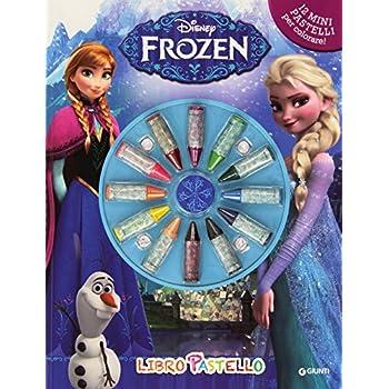 Frozen. Libro Pastello. Con Gadget