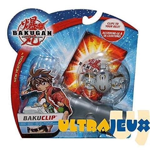 Bakugan - Jeux de Figurines - Boosters Packs - Bakuclip