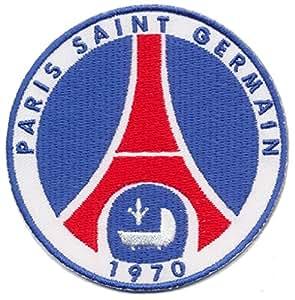 Paris saint germain-pSG-football france thermocollantes coudre de coton, patchs by speedmaster patchshop -