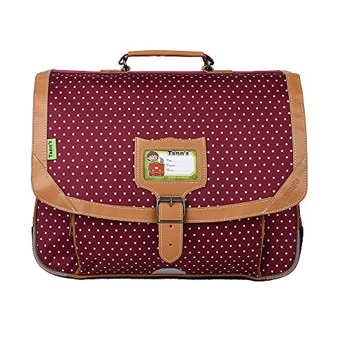 Cartable 38 Cerise Tann's POIS