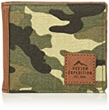 Best Buxton Mens Rfid Wallets - Buxton mens Expedition Ii Huntington Canvas Rfid Blocking Review