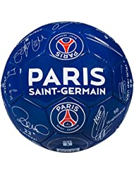 Ballon PARIS SAINT GERMAIN - Collection officielle PSG - Taille 5 - Football ...