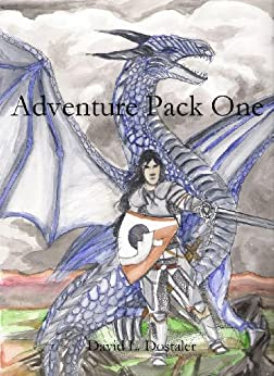 Adventure Pack One Free RPG Adventures by [Dostaler, David]