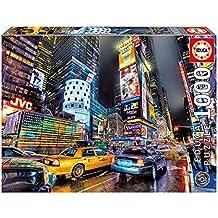 Puzzles Educa - Times Square Nueva York, puzzle de 1000 piezas (15525)