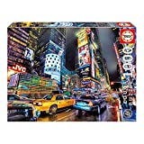 Puzzles Educa - Times Square York, puzzle de 1000 piezas (15525)