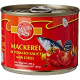 Golden Prize Mackerel in Tomato Sauce with Chili, 200g