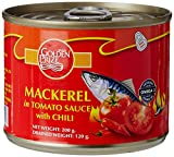 #3: Golden Prize Mackerel in Tomato Sauce with Chili, 200g