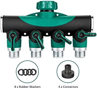 S-Wang 1 cl/é dextension universelle pour voiture Noir