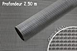 BRUNNER Kinetic Zeltteppich, 250x 400cm (grau)