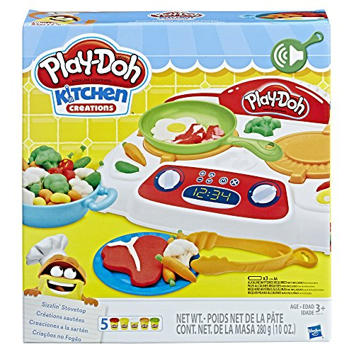 Play-Doh Knete Kitchen Creations Brutzel-Herd