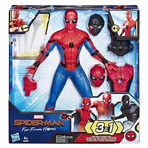 Spider-Man - Web Gear Spiderman (Hasbro E3567EU4)