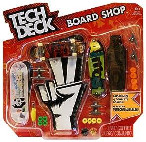 Tech Deck 6019924 - Monopatín para dedos (Surtido: modelos aleatorios) de Tech Deck