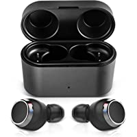 Germany's Blaupunkt BTW01 True Wireless Earbuds with 30 Hours Playtime (6 Hrs on Earbuds, 24 Hrs in Case) HD Sound…