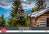 Downhill Action (Wandkalender 2019 DIN A3 quer): Mit dem Bike in Action und am Limit, das ist Downhill (Geburtstagskalender, 14 Seiten ) (CALVENDO Sport)