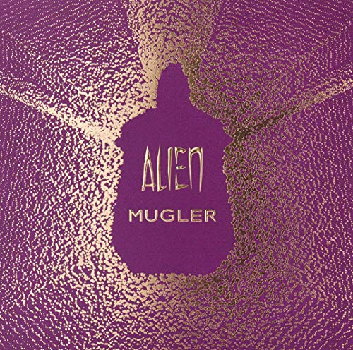 Mugler Alien 30ml EDP Eau de Parfum Refillable + 50ml Body Lotion + 75g Candle