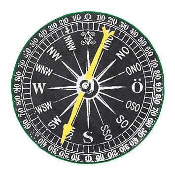 Teppich rund ikea  Amazon.de: IKEA Kinder Teppich Kompass UTFORSKA rund Ø 100 cm