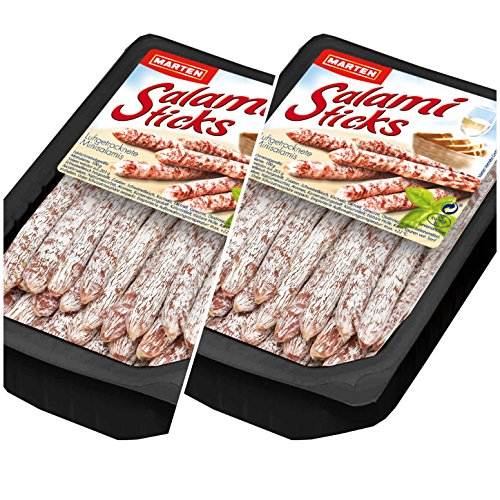 Marten Salami Sticks 300g (Vorteilspack 2x normal) Ei-sticks