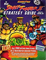 The Official Street Fighter Two Strategy Guide de Gamepro