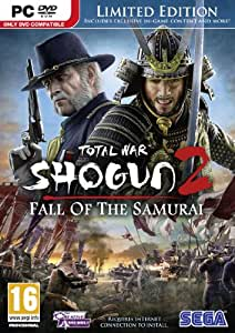 Total War: Shogun 2 Fall of the Samurai - Limited Edition (PC DVD)