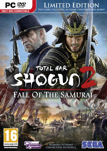 [UK-Import]Total War Shogun 2 Fall Of The Samurai Limited Edition Game PC