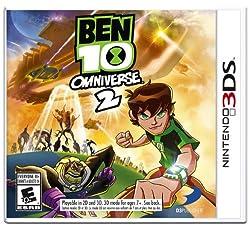 Ben 10: Omniverse 2 (Nintendo 3DS) (NTSC)