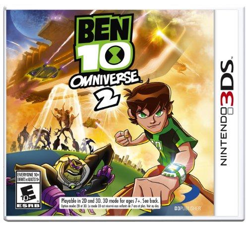 D3Publisher Ben 10 Omniverse 2, 3DS