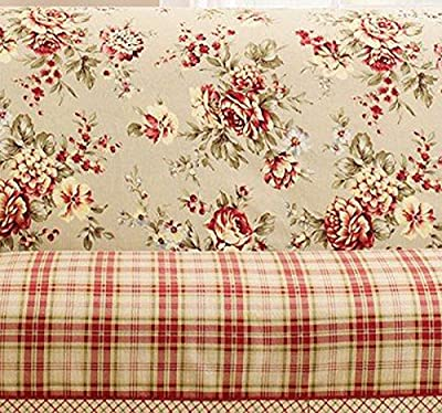 Sure Fit Lexington T-Cushion Chair Slipcover