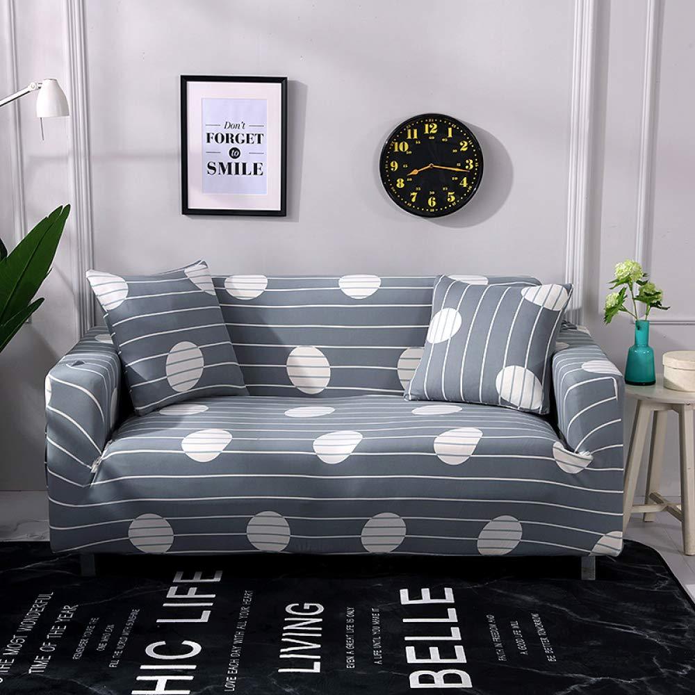 Kwpahd Copridivano Stretch Elastic Sofa Cover Cotton Sofa Towel Slip Resistant Sofa Covers For Living Room Funda Sofa