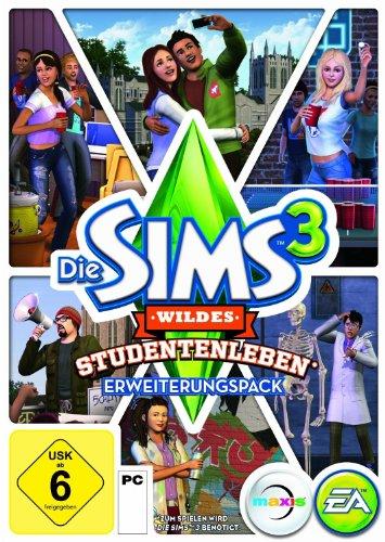 Die Sims 3 Wildes Studentenleben Erweiterungspack