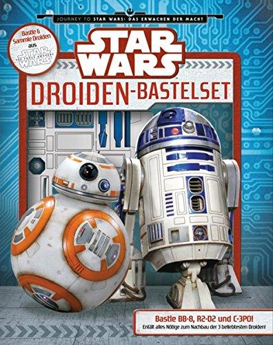 Star Wars Droiden-Bastelset: Bastle und sammle 3 Droiden aus STAR WARS Das Erwachen der Macht