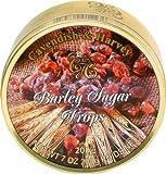 Cavendish & Harvey Travel Tin Barley Sugar 200 g (Pack of 10)