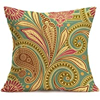 TWBB 43cm * 43cm Einfache Farbe geometrisch Muster Kissenbezug (B)