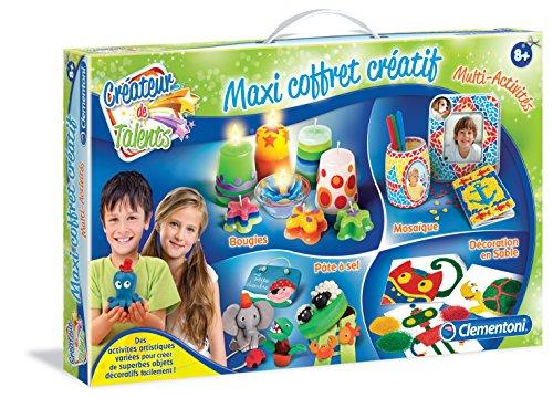 Clementoni-52118-Maxi valigetta attività creative