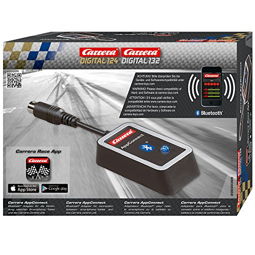 Carrera 20030369 - Bluethooth-Adapter AppConnect für Digital 124 / 132