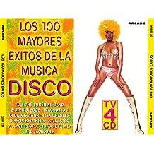 Los 100 Mayores Exitos De La Música Disco