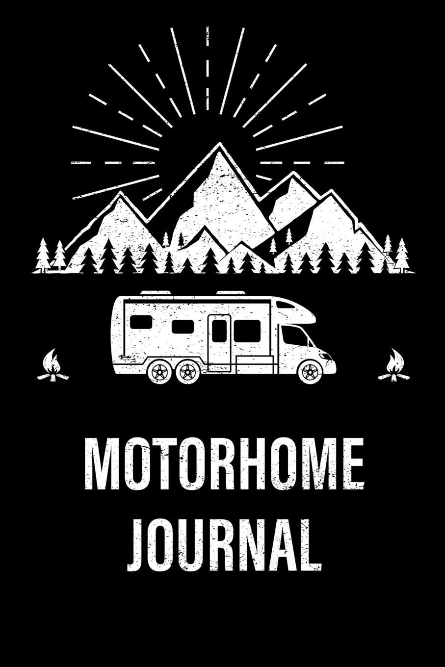 Motorhome Journal: Roadtrip Log and Maintenance Tracker