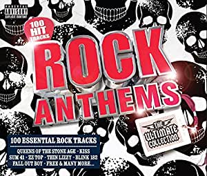 Rock Anthems-the Ultimate Coll