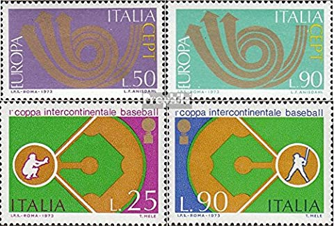 Italy 1409-1410,1411-1412 (complete.issue.) unmounted mint / never hinged 1973 Europe,