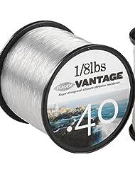 Fladen Vantage Pro Bulk 1/à bobines de Mer Extra Forte monofilament ligne de pêche (Transparent)–Livré en 3, 5, 7, 10, 12, 14, 18, 23, 28, 35et 25kg