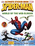 Spider-Man Ultimate Sticker Book World of the Web-slinger (Ultimate Stickers)