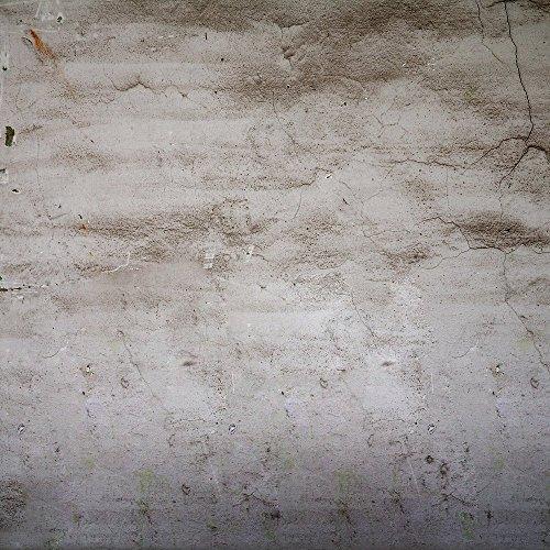 Apple iPhone 4 Housse Étui Silicone Coque Protection Pierre Structure Mur Étui en cuir gris