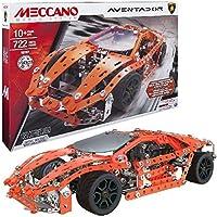 Spin Master 6032898–MECCANO–Lamborghini Aventador licencia Modelo