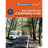 Michelin Camping Car France 2017 (MICHELIN Campingführer)