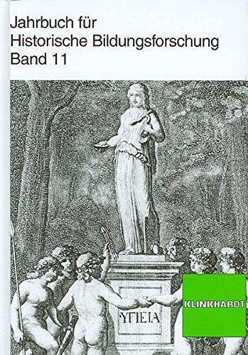 Jahrbuch für Historische Bildungsforschung. Band 11