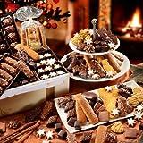 Weihnachts-Gebäckmischung Elisenbrunnen, Süßigkeiten-Box, köstliche Aachener Kekse, im weihnachtlichen Geschenk-Karton, 0, 1 x 1,75 kg