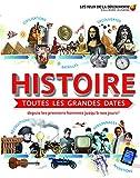 Histoire, toutes les grandes dates : Depuis les premiers hommes jusqu'à nos jours !