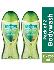 Palmolive Bodywash Aroma Morning Tonic Shower Gel - 250ml (Pack of 2)