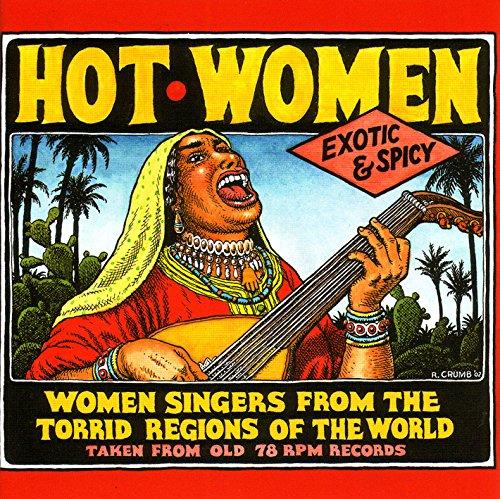 Hot Women . Women Singers from the Torrid Regions of the (Jahre Hintergrund 60er)