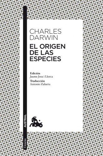 El origen de las especies (Ciencias nº 1) por Charles Darwin