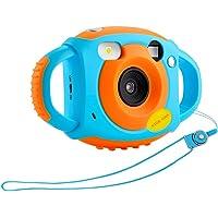 Enfants Caméra Enfants Caméra Vidéo Numérique avec Silicone Souple Protection Enfant Kid Jouet Vidéo Caméscope Accessoires